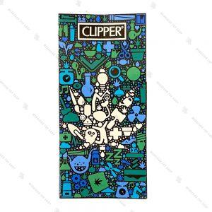کاغذ سیگار کلیپر مدل Clipper Glass Weed