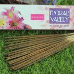 عود ناندیتا مدل Floral Valley