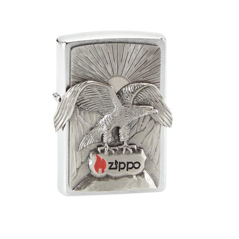 فندک زیپو مدل eagle emblem 2011