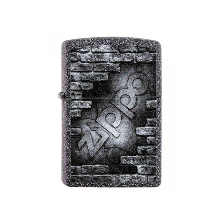 فندک زیپو مدل Bricks کد ۲۱۱