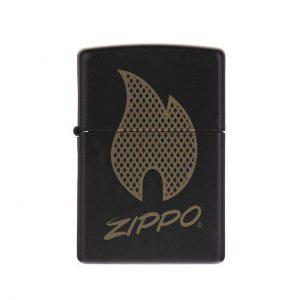 فندک زیپو مدل Zippo Script Logo Design کد 29686