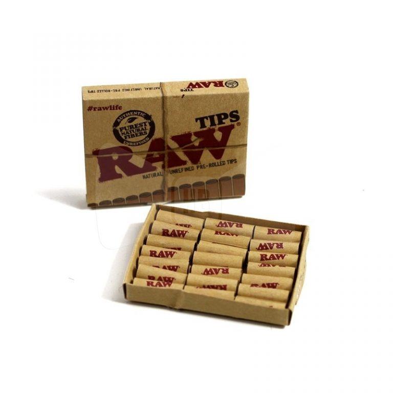 فیلتر سیگار آماده راو RAW Pre-Rolled Tips