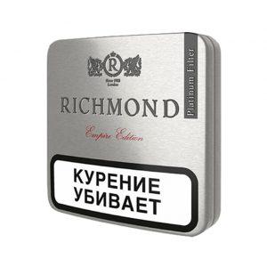 سیگار ریچموند Richmond Platinum Filter