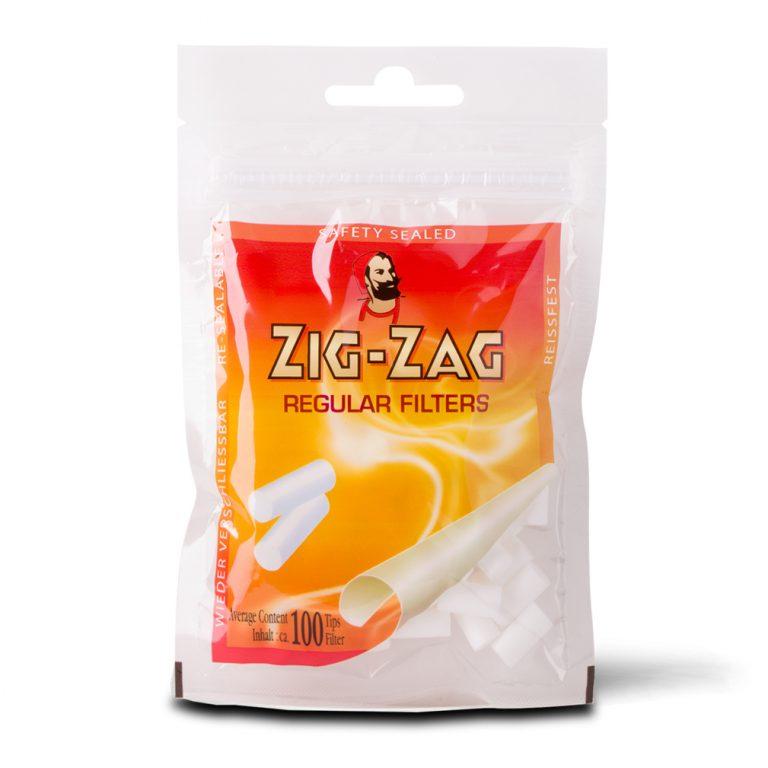 فیلتر سیگار زیگ زگ رگولار Zig Zag Regular filter